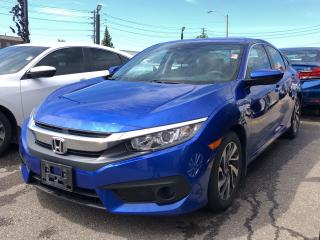 Used 2017 Honda Civic EX, ONE OWNER, clean carproof for sale in Toronto, ON