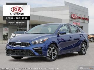 New 2019 Kia Forte Sedan EX for sale in Kitchener, ON