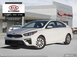 New 2019 Kia Forte Sedan LX for sale in Kitchener, ON