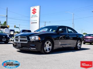 Used 2013 Dodge Charger SE for sale in Barrie, ON