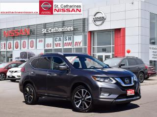 Used 2017 Nissan Rogue 2017 Nissan Rogue - AWD 4dr SL Platinum for sale in St. Catharines, ON