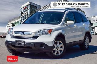 Used 2009 Honda CR-V EX-L 4WD at Coming Soon| One Owner| for sale in Thornhill, ON