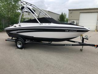 Used 2012 GLASTRON GLS 195 5.0 MPI Wake Tower for sale in St. George Brant, ON