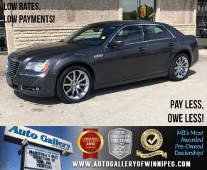 Used 2013 Chrysler 300 2013 Chrysler 300 Touring *RWD/Lthr/B.tooth/Roof for sale in Winnipeg, MB