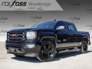 Used 2017 GMC Sierra ALL TERRAIN, BOSE, LEATHER, HEATED SEATS for sale in Woodbridge, ON