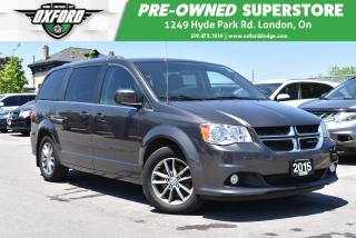 Used 2015 Dodge Grand Caravan SE/SXT - One Owner, Well Maintained, FWD for sale in London, ON