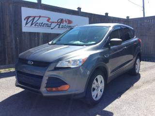 Used 2013 Ford Escape S for sale in Stittsville, ON