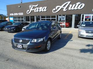Used 2007 Volkswagen Passat Wagon 2.0 TURBO FWD for sale in Scarborough, ON