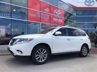 Used 2016 Nissan Pathfinder SV V6 4x4 at for sale in Surrey, BC