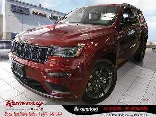 New 2019 Jeep Grand Cherokee LIMITED 4X4 for sale in Etobicoke, ON