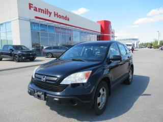 Used 2008 Honda CR-V LX, FREE TIRES, NO ACCIDENT for sale in Brampton, ON