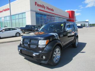 Used 2008 Dodge Nitro SLT/R/T, RED ACCENT SEATS, BLUETOOTH for sale in Brampton, ON