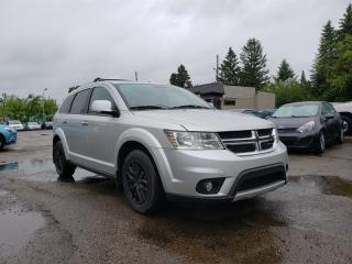 Used 2012 Dodge Journey R/T-AWD-LEATHER-NO ACCIDENTS-LOW Monthly Payments for sale in Edmonton, AB