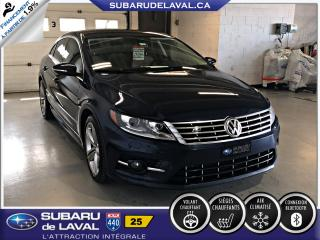Used 2014 Volkswagen Passat CC Highline R ** Cuir Toit Navigation ** for sale in Laval, QC