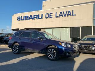 Used 2015 Subaru Outback 3.6R Limited EyeSight ** Cuir Toit Navig for sale in Laval, QC