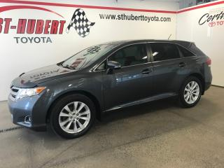 Used 2013 Toyota Venza Cuir, Toit Pano for sale in St-Hubert, QC