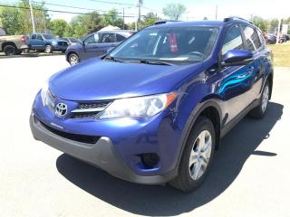 Used 2015 Toyota RAV4 LE TRACTION AVANT for sale in Québec, QC