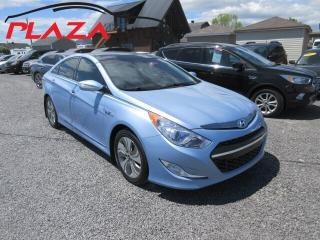 Used 2014 Hyundai Sonata Hybride LTD for sale in Beauport, QC