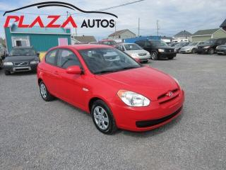 Used 2008 Hyundai Accent GL for sale in Beauport, QC