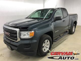 Used 2017 GMC Canyon King Cab Awd A/c for sale in Shawinigan, QC