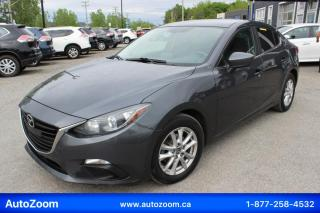 Used 2015 Mazda MAZDA3 GS **CAMERA** FINANCEMENT FACILE !! for sale in Laval, QC