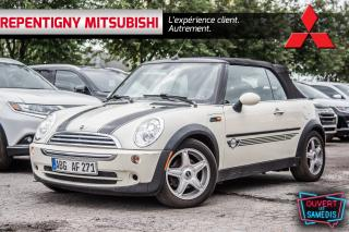 Used 2006 MINI Cooper Base for sale in Repentigny, QC