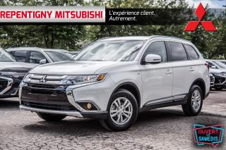 Used 2018 Mitsubishi Outlander SE for sale in Repentigny, QC