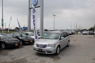 Used 2012 Chrysler Town & Country TOURING for sale in Whitby, ON