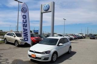 Used 2017 Volkswagen Golf 1.8 TSI Trendline for sale in Whitby, ON