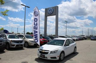 Used 2011 Chevrolet Cruze LS for sale in Whitby, ON