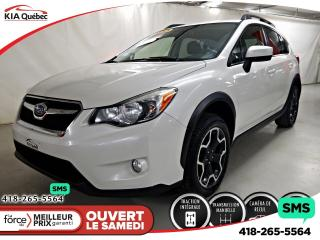 Used 2015 Subaru XV Crosstrek Touring Package Awd for sale in Québec, QC