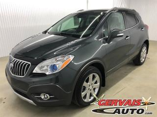 Used 2016 Buick Encore AWD Convenience for sale in Trois-Rivières, QC
