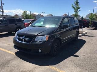 Used 2013 Dodge Grand Caravan CREW PLUS *CUIR*PORTES ÉLEC* for sale in Brossard, QC