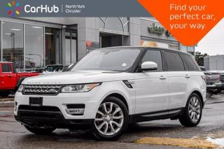 Used 2017 Land Rover Range Rover Sport V6 HSE Panoramic Sunroof Nav Backup Camera Memo Seats for sale in Thornhill, ON