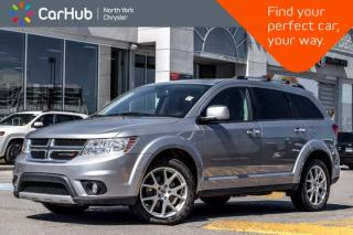 Used 2018 Dodge Journey GT|7-Seater|Nav,Rear.Seat.Video,Seating.Pkgs|Sunroof|Backup_Cam| for sale in Thornhill, ON