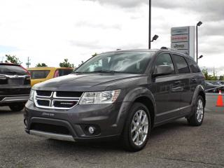 Used 2015 Dodge Journey LIMITED *TOIT OUVRANT*7 PLACES* for sale in Brossard, QC