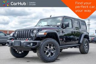 New 2019 Jeep Wrangler Unlimited New Car Rubicon 4x4|Navi|Backup Cam|Bluetooth|Blind Spot|Steel Bumper|LED Lighting|17