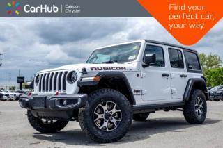 New 2019 Jeep Wrangler Unlimited New Car Rubicon 4x4 Navi Backup Cam Bluetooth Blind Spot LED Lighting 17
