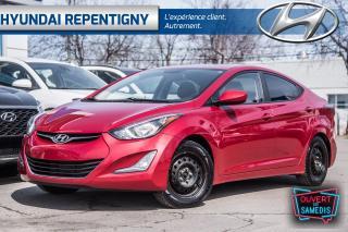 Used 2015 Hyundai Elantra Sport Siege Ch for sale in Repentigny, QC