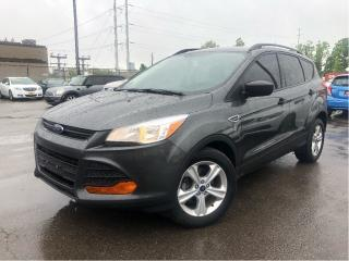 Used 2015 Ford Escape Bluetooth| Back Up Camera| Great Kms| for sale in St Catharines, ON