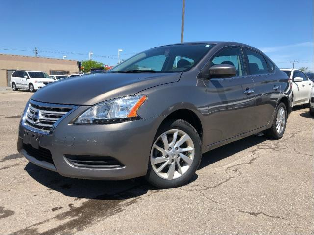 2015 Nissan Sentra Auto |Alloys| Htd Seats| A/C | Power Group|