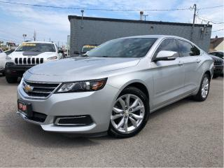 Used 2017 Chevrolet Impala 1LT Bluetooth| Alloys| 2.5L | Pwr Seat| for sale in St Catharines, ON