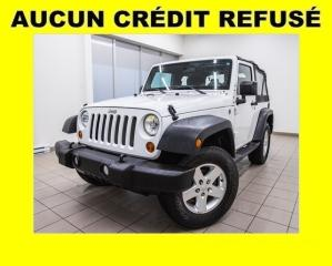 Used 2013 Jeep Wrangler Sport Awd for sale in St-Jérôme, QC