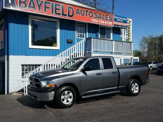 Used 2011 RAM 1500 Quad Cab 4x4 **Only 129K** for sale in Barrie, ON
