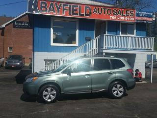 Used 2016 Subaru Forester Touring **Auto/Panoramic Roof/Heated Seats** for sale in Barrie, ON