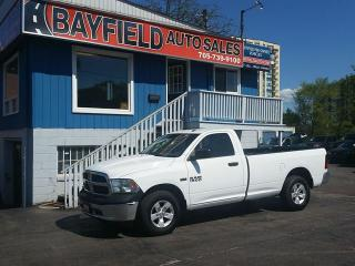 Used 2014 RAM 1500 Regular Cab 4x4 Long Box **5.7L HEMI** for sale in Barrie, ON