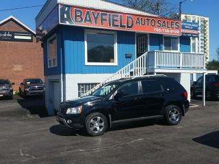 Used 2009 Pontiac Torrent Podium Edition AWD **Bluetooth/Warranty/Only 93k!** for sale in Barrie, ON