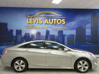 Used 2012 Hyundai Sonata HYBRID LIMITED PACKAGE for sale in Lévis, QC