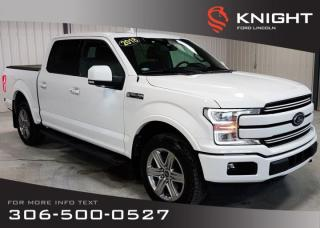 New 2018 Ford F-150 Lariat for sale in Moose Jaw, SK