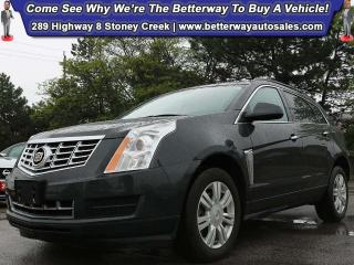 Used 2015 Cadillac SRX Navi| Backup Cam| Heat Seat| Dual Climate| Loaded! for sale in Stoney Creek, ON
